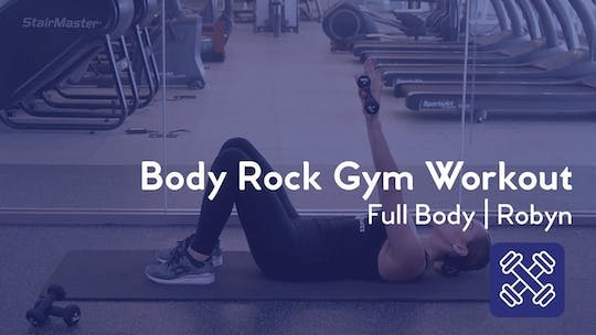 Get access to Body Rock Gym Workout by Club Pilates