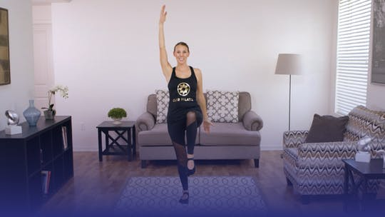 Instant Access to No Equipment, No Worries Core Workout by Club Pilates, powered by Intelivideo