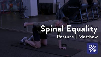 Instant Access to Spinal Equality For Better Posture by Club Pilates, powered by Intelivideo
