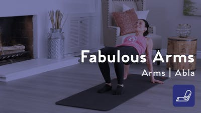 Instant Access to Fabulous Arms With The Mat by Club Pilates, powered by Intelivideo