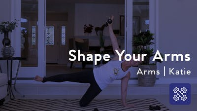Instant Access to Shape Your Arms At Home by Club Pilates, powered by Intelivideo