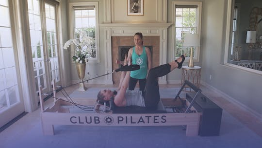 Instant Access to Rockin' Abs Home Routine by Club Pilates, powered by Intelivideo
