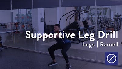 Supportive Leg Drill by Club Pilates