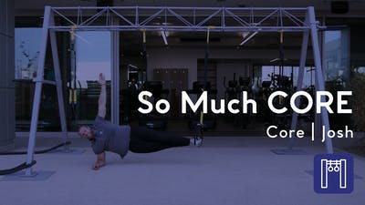 Instant Access to So Much CORE by Club Pilates, powered by Intelivideo