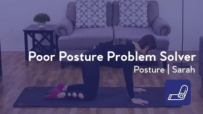 Poor Posture Problem Solver by Club Pilates