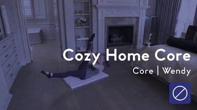 Cozy Home Core Workout by Club Pilates