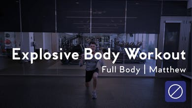 Explosive Body Workout by Club Pilates