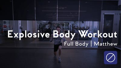 Instant Access to Explosive Body Workout by Club Pilates, powered by Intelivideo
