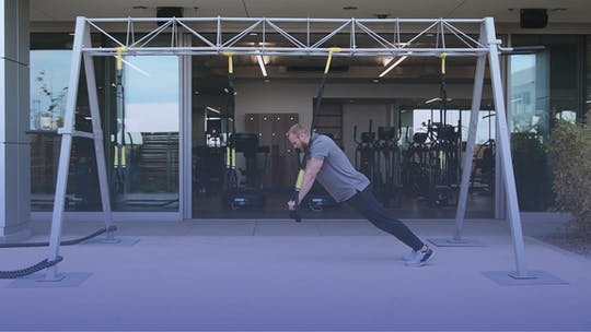 Instant Access to TRX-cellence Core Workout by Club Pilates, powered by Intelivideo