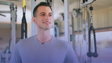 A Bit About Adam McAtee by Club Pilates