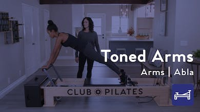 Toned Arms with the Reformer by Club Pilates