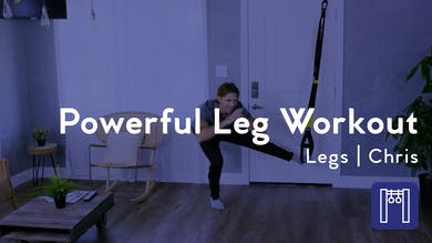 Powerful Leg Workout by Club Pilates