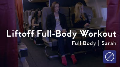 Instant Access to Liftoff Full-Body Workout by Club Pilates, powered by Intelivideo