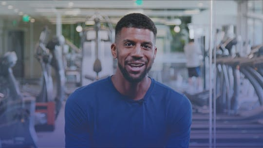 Instant Access to Ramell Taylor Talks Goal Reaching by Club Pilates, powered by Intelivideo