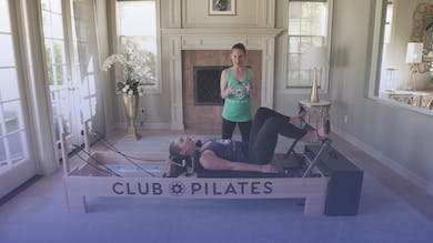 Jump Into It Reformer Workout by Club Pilates