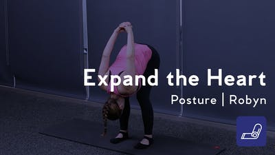 Instant Access to Expand The Heart And Chest Postural movement by Club Pilates, powered by Intelivideo