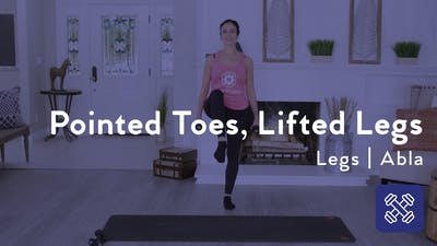 Pointed Toes, Lifted Legs...Let's Tone! by Club Pilates
