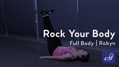 Instant Access to Rock Your Body Gym Routine by Club Pilates, powered by Intelivideo