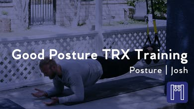 Good Posture TRX Training by Club Pilates