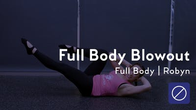 Instant Access to Full Body Gym Blowout by Club Pilates, powered by Intelivideo