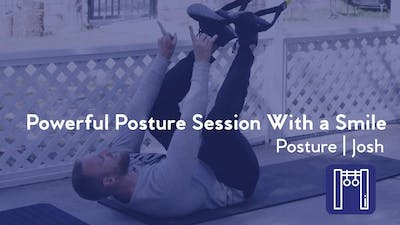 Powerful Posture Session With a Smile by Club Pilates