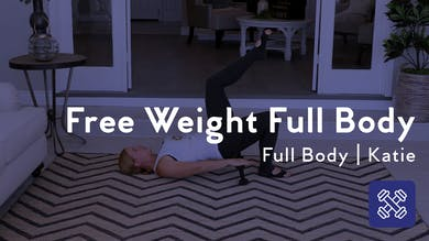 Free Weight Full Body Workout by Club Pilates