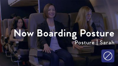 Instant Access to Now Boarding Posture Session by Club Pilates, powered by Intelivideo