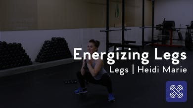 Energizing Legs To Keep You Grooving by Club Pilates