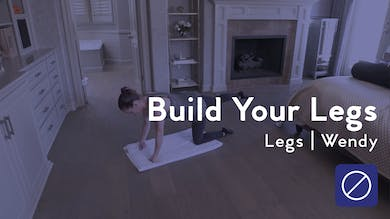 Build Your Legs At Home by Club Pilates