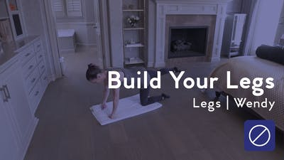 Instant Access to Build Your Legs At Home by Club Pilates, powered by Intelivideo