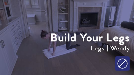 Get access to Build Your Legs At Home by Club Pilates