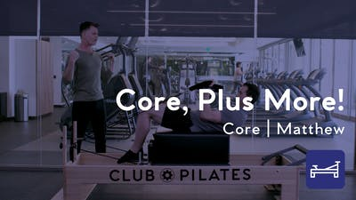 Instant Access to Core, Plus More! by Club Pilates, powered by Intelivideo