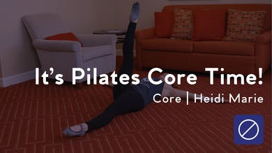 It's Pilates Core Time! by Club Pilates
