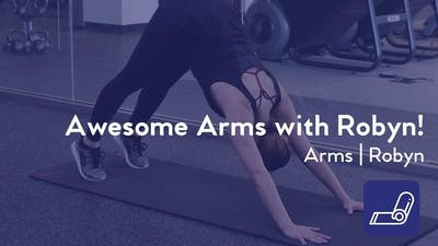 Awesome Arms with Robyn! by Club Pilates