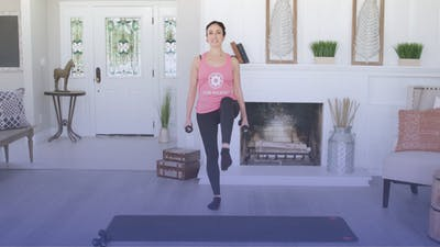 Instant Access to Pointed Toes, Lifted Legs...Let's Tone! by Club Pilates, powered by Intelivideo