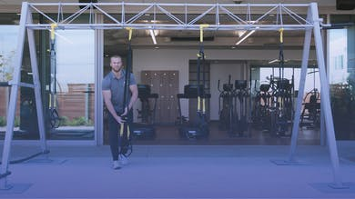 TRX-tension Arm Workout by Club Pilates