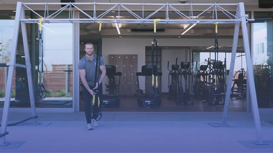 Instant Access to TRX-tension Arm Workout by Club Pilates, powered by Intelivideo
