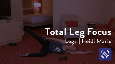Total Leg Focus by Club Pilates