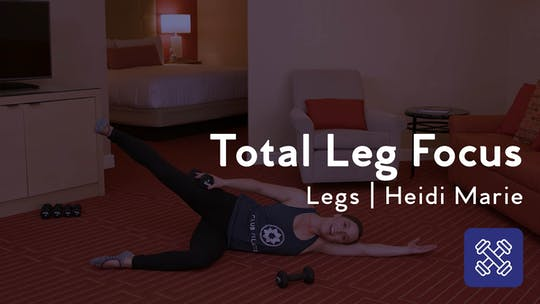 Get access to Total Leg Focus by Club Pilates