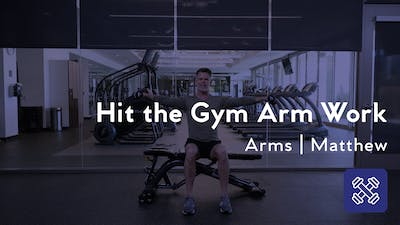 Instant Access to Hit The Gym And Get Your Arm-Work In by Club Pilates, powered by Intelivideo