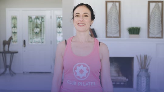Instant Access to All About Abla Hamza by Club Pilates, powered by Intelivideo