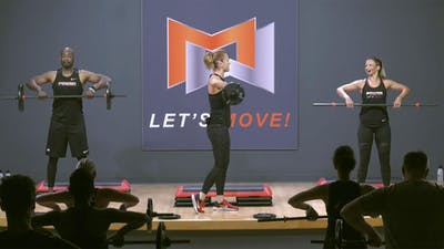 10-MINUTE MOSSA POWER 1 by MOSSA MOVE