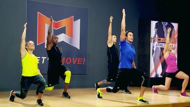 COMBO 6 - ATHLETE30 1 & CENTERGY 3 by MOSSA MOVE