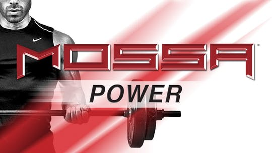MOSSA POWER by MOSSA MOVE
