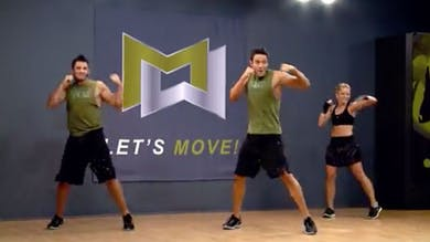 COMBO 9 - FIGHT 1 & CENTERGY 1 by MOSSA MOVE