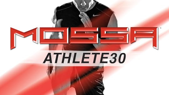 MOSSA ATHLETE30 by MOSSA MOVE