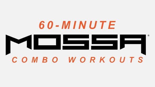 60-MINUTE COMBO WORKOUTS by MOSSA MOVE