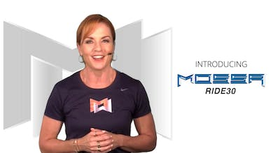 MOSSA RIDE30 Introduction by MOSSA MOVE