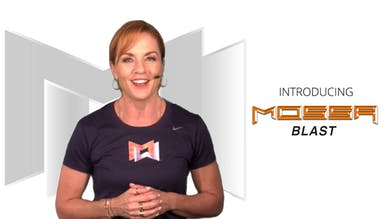 MOSSA BLAST Introduction by MOSSA MOVE