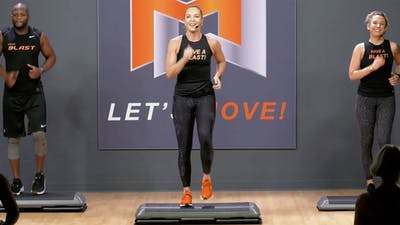 10-MINUTE MOSSA BLAST 1 by MOSSA MOVE
